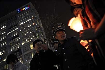 En janvier, Google s'était déclaré excédé par des... (Photo: archives AP)