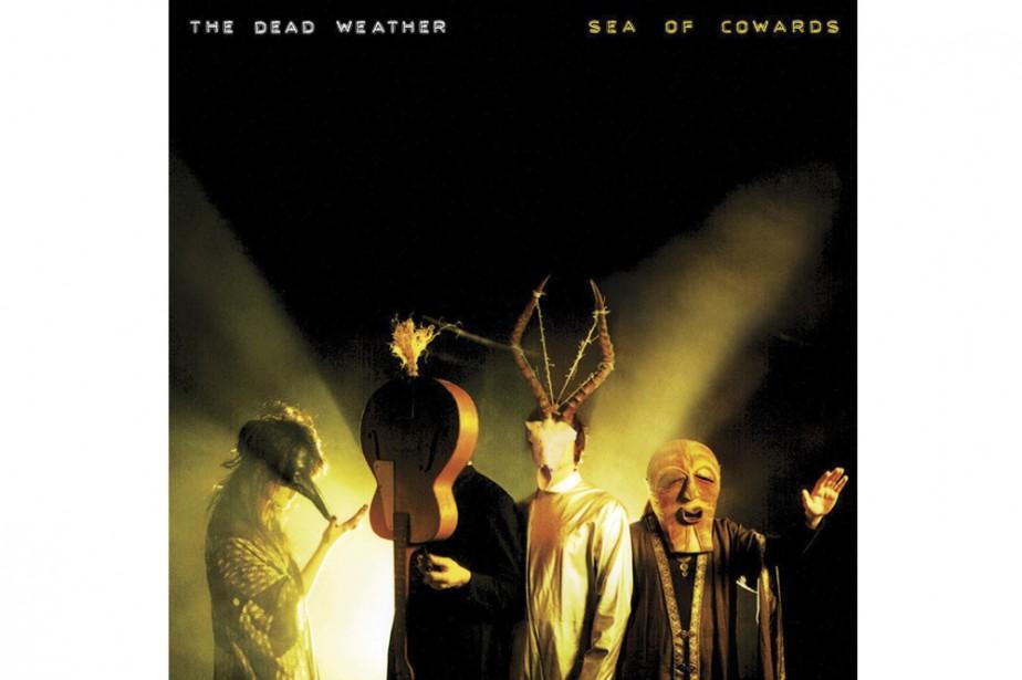 Pochette cd Dead Weather...