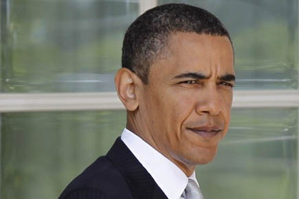 Obama maintient les sanctions mises en place en... (Photo AP)