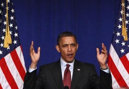 La Maison-Blanche a quand même dû reconnaître les... (Photo: Jim Young, Reuters)