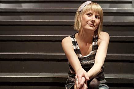 Laurence Hélie est une amoureuse du son, celui... (Photo: François Roy, La Presse)