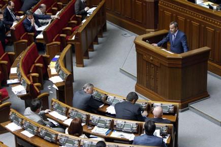 Le parlement russe, à Moscou.... (Photo Reuters)