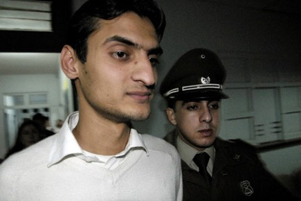 Mauhannas Saif ur Rehnab.... (Photo AFP)