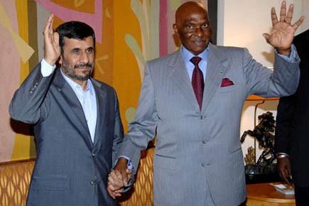 Le président du Sénégal a expliqué avoir rencontré... (Photo: AP)