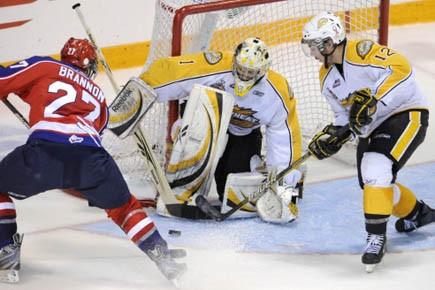 Deux jours après avoir été humiliés sur leur propre patinoire,... (Photo Reuters)