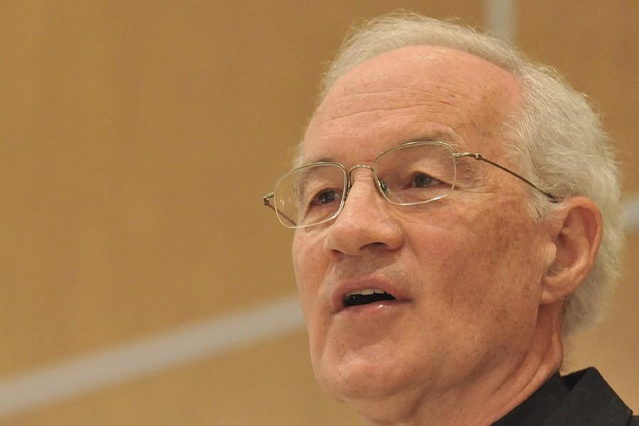 Le cardinal Marc Ouellet, archevêque de Québec et... (Photo: Steve Deschênes, Le Soleil)