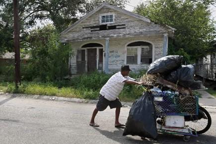 Entre 1984 et 2007, l'écart entre la richesse... (Photo: Reuters)