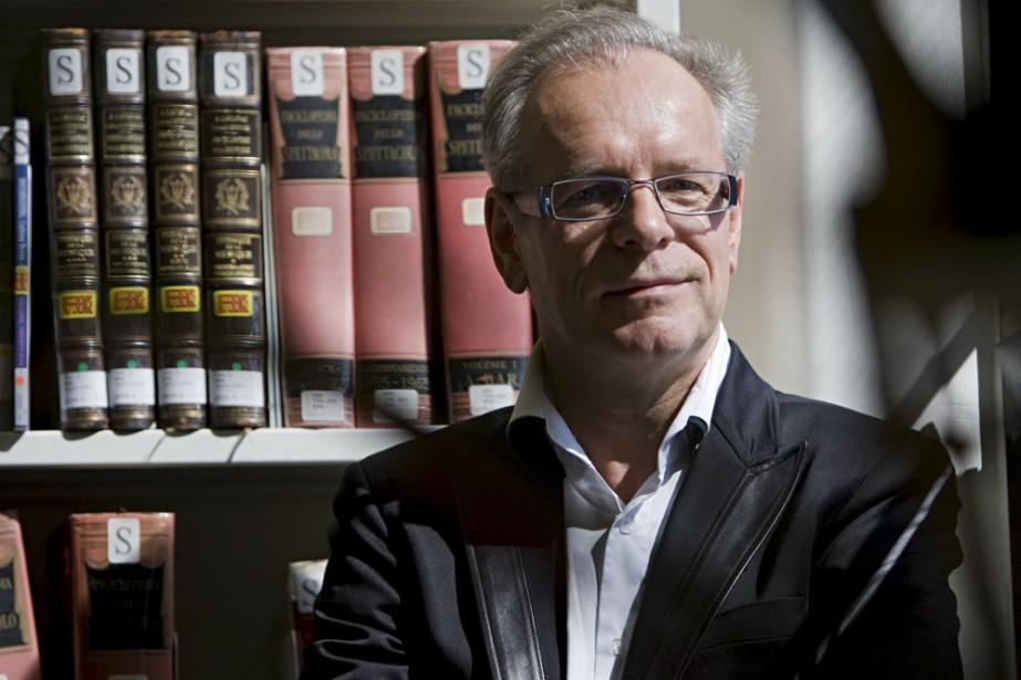 Le président de Culture Montréal, Simon Brault, estime... (Photo: Ivanoh Demers, La Presse)