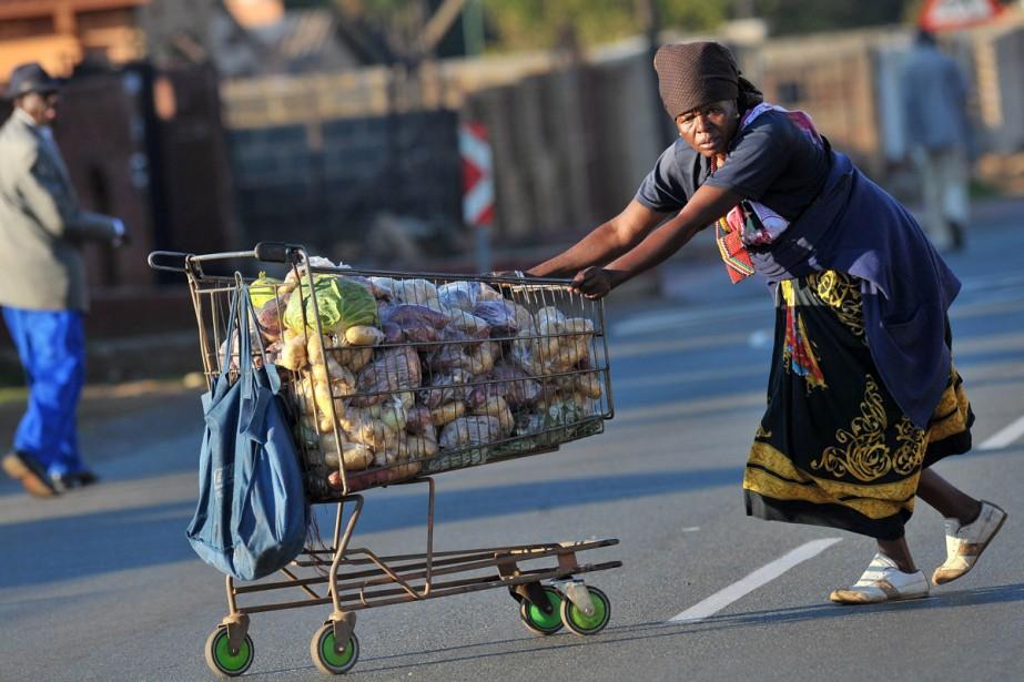 L'Afrique du Sud est accusée par des organismes... (Photo: AFP)