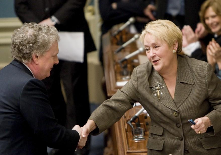 Depuis une trentaine d'années, les libéraux récoltent annuellement... (PHOTO: JACQUES BOISSINOT, ARCHIVES PC)