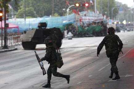 Depuis le début de la crise à la... (Photo: Reuters)