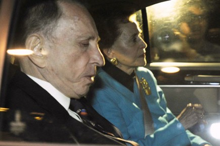 En Pennsylvanie, le sénateur Arlen Specter, en quête... (Photo: Reuters)