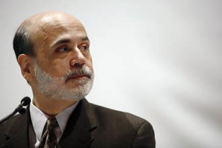 Le président de la Fed, Ben Bernanke.... (Photo: Tami Chappell, Reuters)