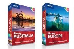 Quelques guides de la nouvelle collection «Discover» de... (Photo: Lonely Planet)