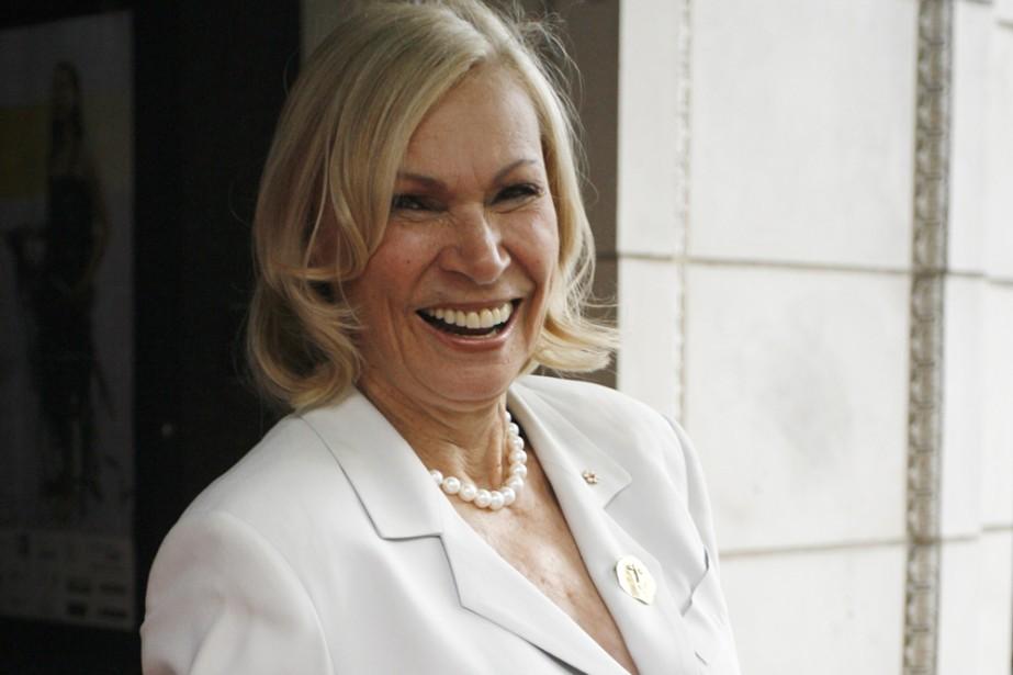 Monique Mercure... (Photo: François Roy, La Presse)