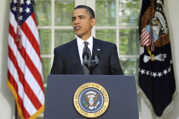 Barack Obama a réagi jeudi en se félicitant... (Photo: Reuters)