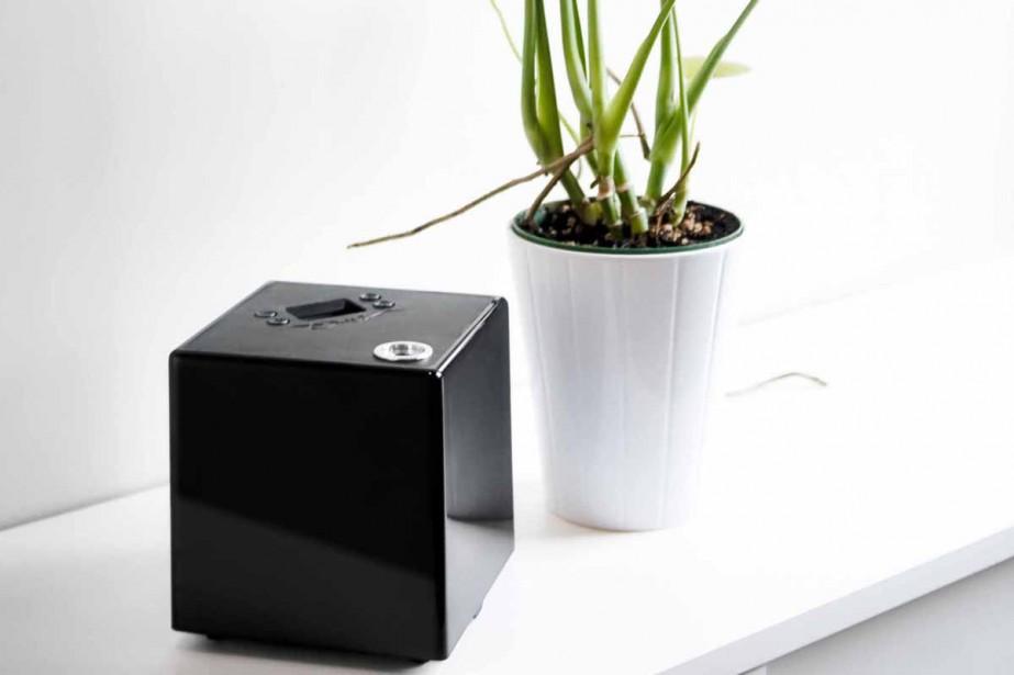 Le minimaliste diffuseur d'odeurs Cube.... (Photo: fournie par Senscity)