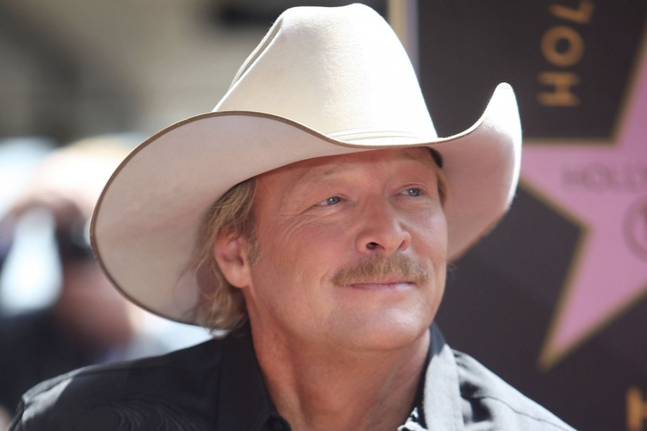 Alan Jackson... (Photo: Reuters)