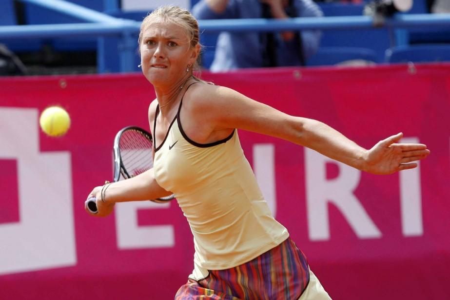 Maria Sharapova... (Photo: Reuters)
