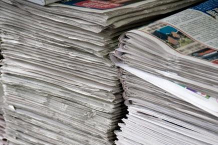 Les médias réussiront-ils à traverser la crise qui... (Photothèque: La Presse)