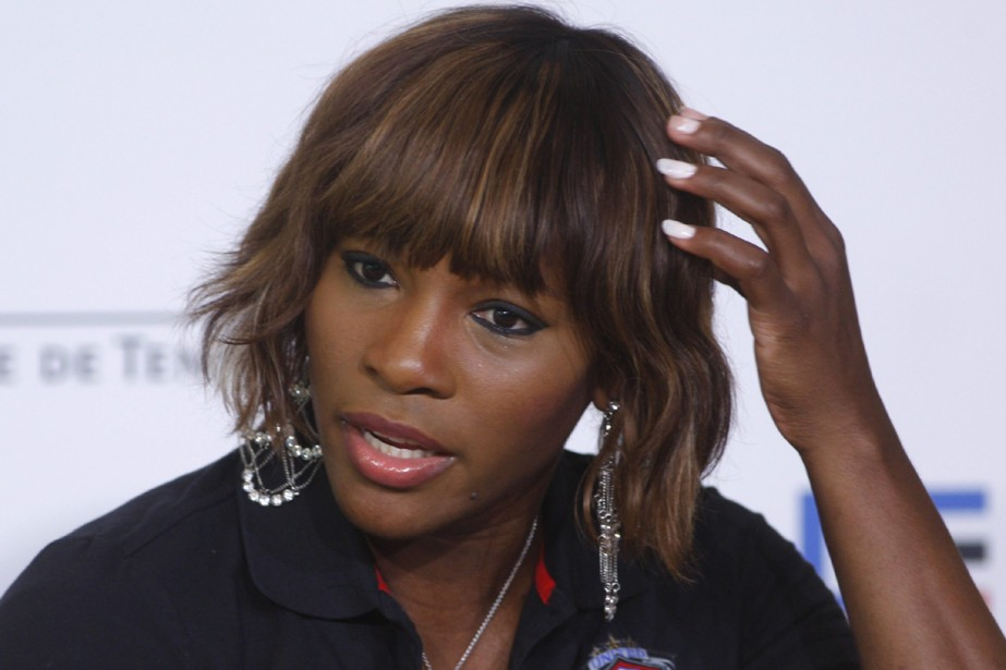 Serena Williams... (Photo: AP)