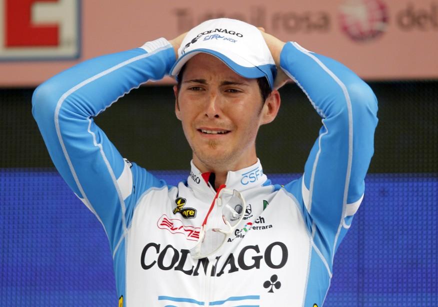 Manuel Belletti... (Photo: AFP)