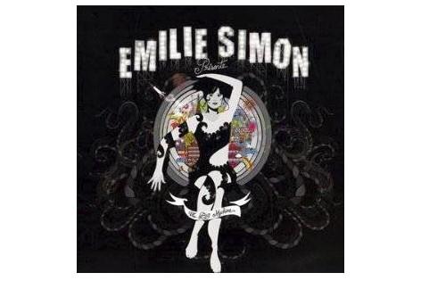 Pochette cd de Émilie Simon...