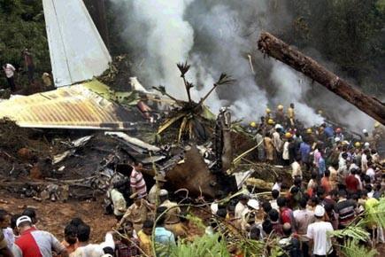 L'appareil, un Boeing 737 d'Air India Express, une... (Photo: AP)