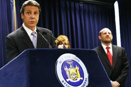 Le ministre de la justice new yorkais Andrew... (Photo: Shannon Stapleton, Reuters)