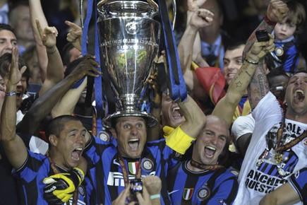 L'Inter Milan de José Mourinho a réussi un retour fracassant au... (Photo: AFP)
