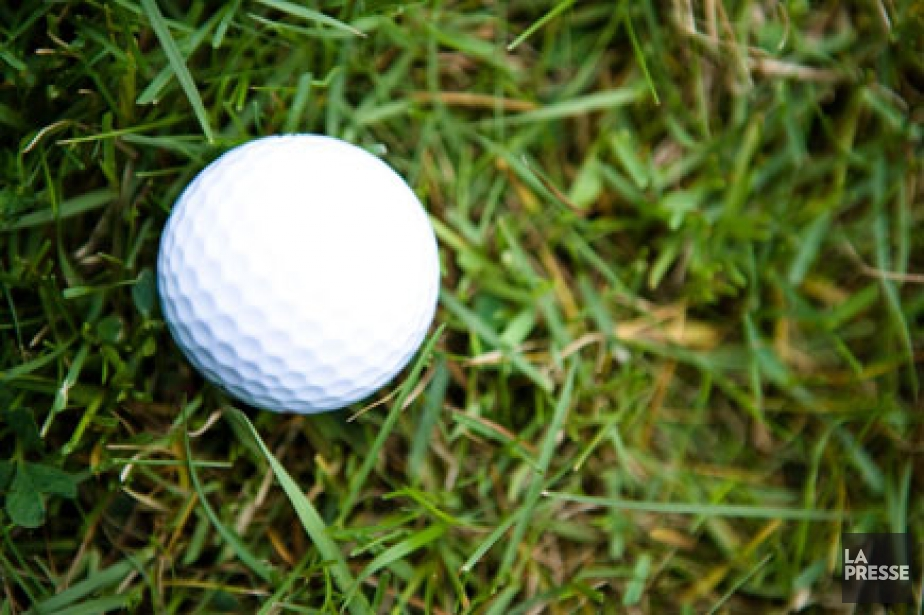 Un centre d'entrainement de golf de Piedmont, dans... (Photothèque La Presse)