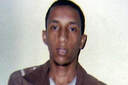 Sidi Ould Sidna, l'un des trois prévenus accusés... (Photo AFP)