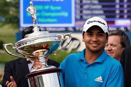 L'Australien Jason Day a remporté le premier titre... (Photo: Reuters)