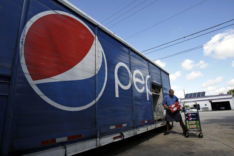 Les ventes de PepsiCo ont été tirées par... (Photo John Raoux, ARCHIVES AP)