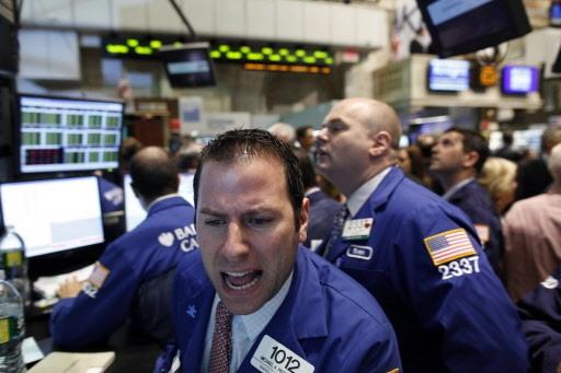 La Bourse de Toronto a clôturé la séance de mercredi sur une... (Photo Reuters)