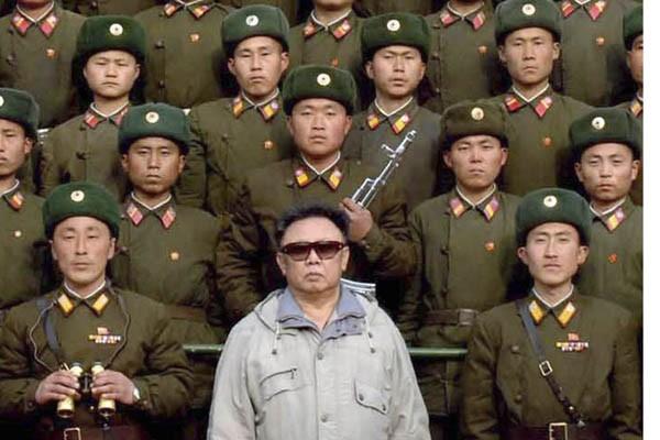Le gouvernement de Kim Jong-il compte utiliser Twitter... (Photo Korea central news AGENCY)