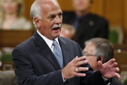 Le ministre fédéral de la Sécurité publique Vic... (Photo: Blair Gable, Reuters)