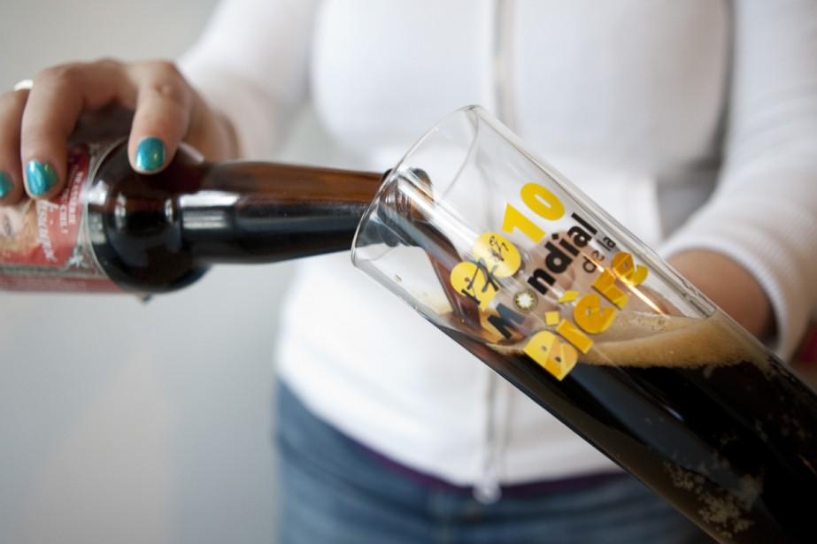 En Pologne, le vin a plus de succès que la... (Photo: Martin Tremblay, La Presse)