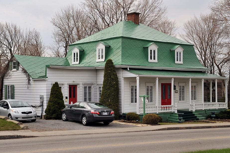 Une maison ancestrale pr serv e comme il y a 132 ans for Architecture quebecoise