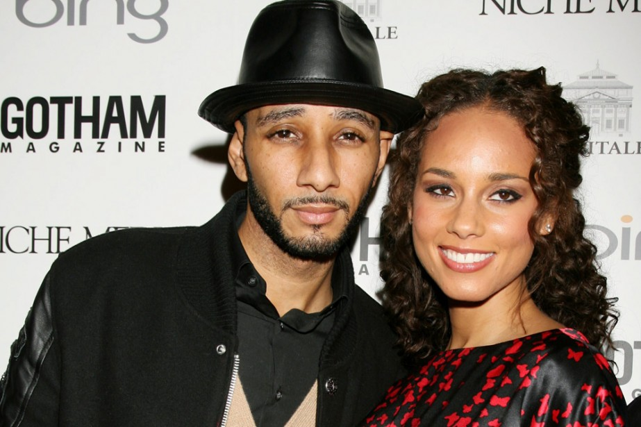 Alicia Keys et Swizz Beatz... (Photo: AP)