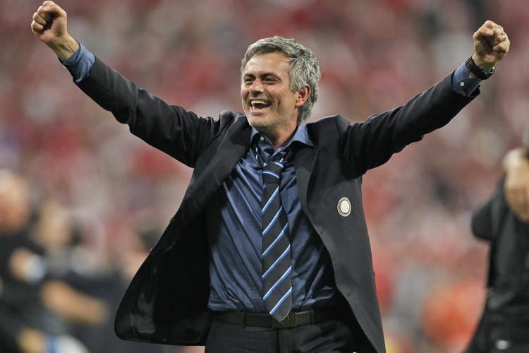 José Mourinho... (Photo: AP)