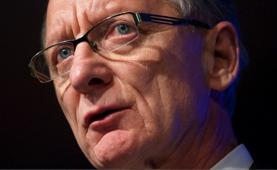 Le sénateur conservateur Pierre-Hugues Boisvenu.... (Archives La Presse Canadienne)