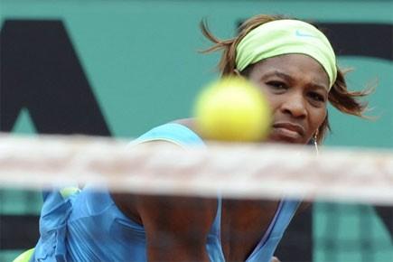 Serena Williams... (Photo: AFP)