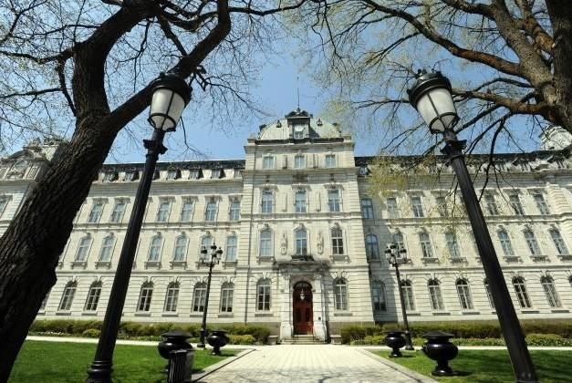 L'Assemblée nationale à Québec... (Le Soleil, Erick Labbé)