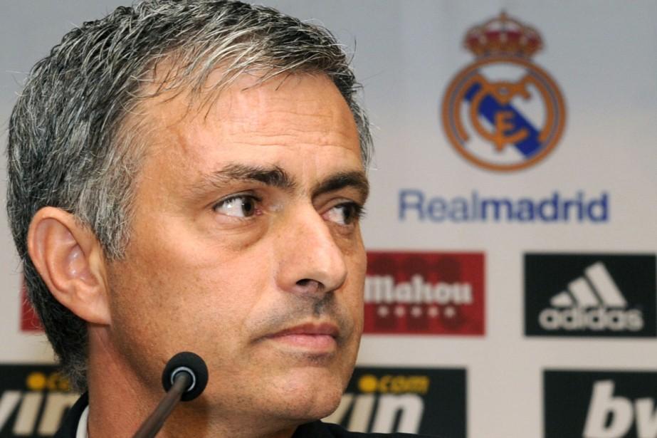 Jose Mourinho... (Photo: AP)