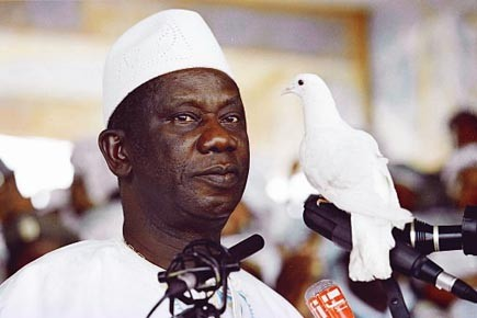 Le président Barack Obama a désigné mardi Ousmane... (Photo: archives AFP)