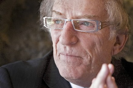 Le 6 décembre, Jean Lapointe tirera sa révérence... (Photo: Patrick Sanfaçon, archives La Presse)