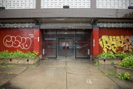 C'est parce que Villeray-Saint-Michel-Parc-Extension est un quartier sûr... (Photo: David Boily, La Presse)