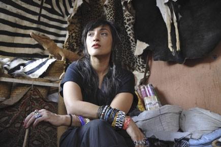 La chanteuse franco-marocaine Hindi Zahra pourrait devenir une... (Photo: Hassan Hajjaj)