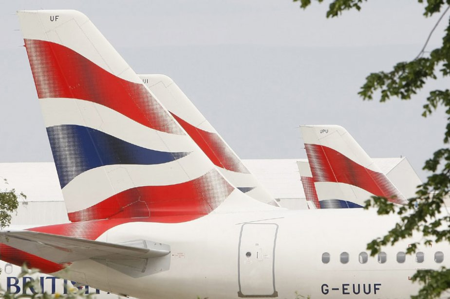 Des avions de British Airways.... (Photo: AP)